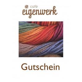Gutschein Cafe Eigenwerk 75€