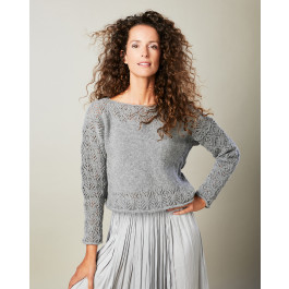 Strick-Set LAMANA Pullover #26/10 Gr. L Como
