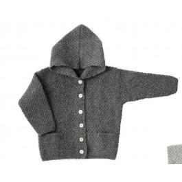 LAMANA Babyjacke mit Kaputze