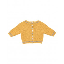 Strick-Set LAMANA Baby Jacke #04/02 Gr. 62 aus Como