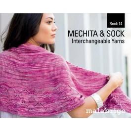 Malabrigo Book 14 Mechita + Sock Cover