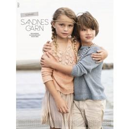 Sandnes Garn Heft 1907 Sommer barn