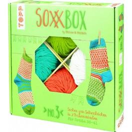 Soxx Box No 3 by Stine & Stitch