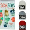 Geschenk-Set Soxx Book + Sockenwolle - 3 Farben #1