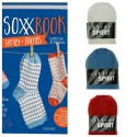 Geschenk-Set Soxx Book + Sockenwolle - 3 Farben #2