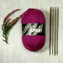 Atelier Zitron - Trekking Sport 4-fach