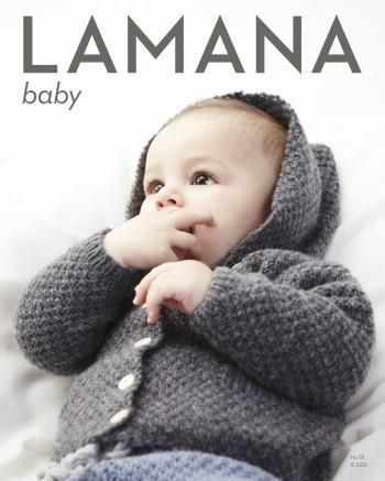 LAMANA Magazin Baby 01 Cover