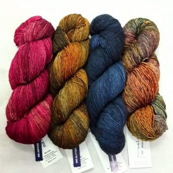 Malabrigo Mechita Gruppe