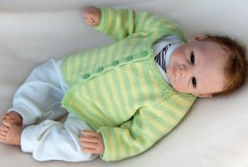 Babyjäckchen Nele 1