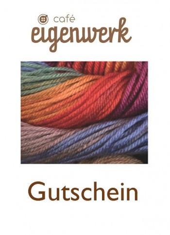 Gutschein Cafe Eigenwerk 100 €