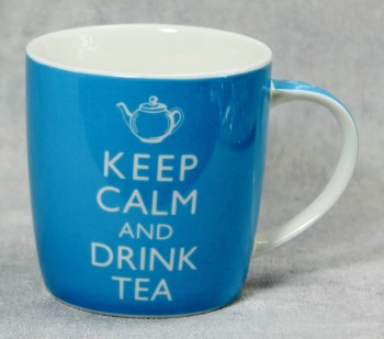 Becher Keep calm and drink tea