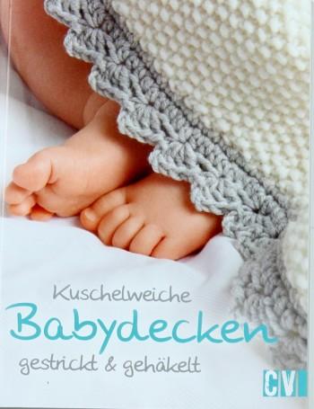 CV Verlag Kuschelweiche Babydecken