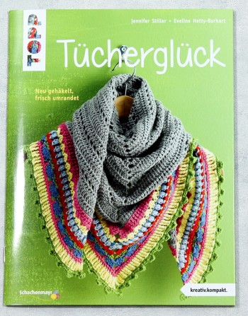 TOPP Verlag Tückerglück gehäkelt