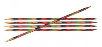 Knitpro Symfonie Nadelspiel 20cm/6,50cm