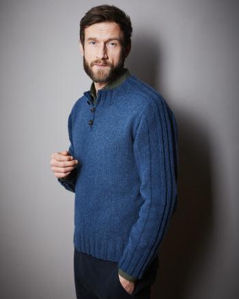Strick-Set LAMANA Pullover #11/01 Gr. S Como 1