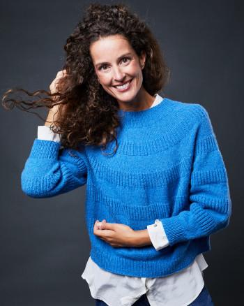 Strick-Set LAMANA Pullover #08/10 Gr. L/XL Como