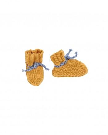 Strick-Set LAMANA Baby Puschen #07/02 Gr. 0-3 Monate Como