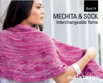 Malabrigo Book 14 Mechita + Sock Cover