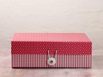 Schachtel - klein - pink 1