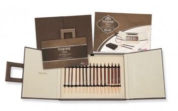 Knitpro Symfonie Nadelspitzen Rose IC Deluxe Set