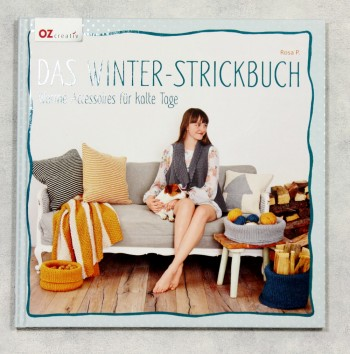 Das Winter-Strickbuch Rosa P.