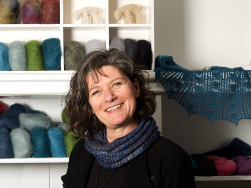 Claudia Bernert von Cafe Eigenwerk