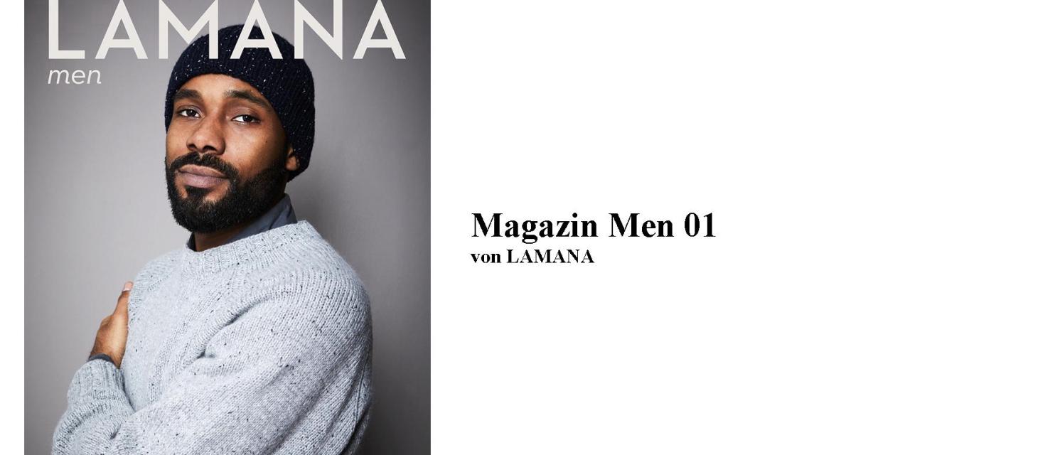 Lamana Magazin men01 cover
