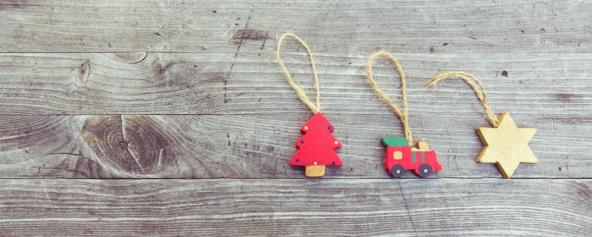 Weihnachtliches Spielzeug