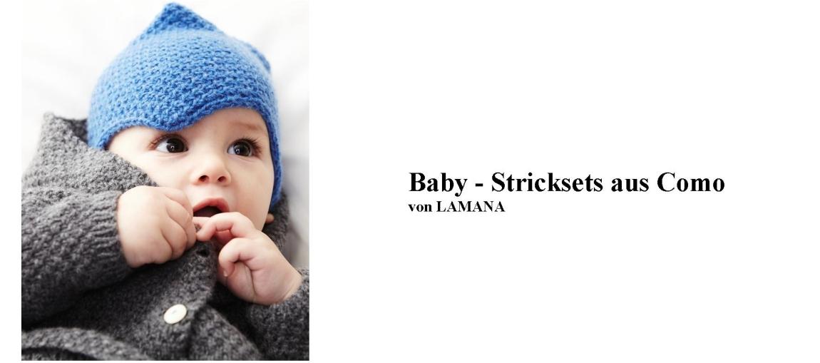 Babystricksets
