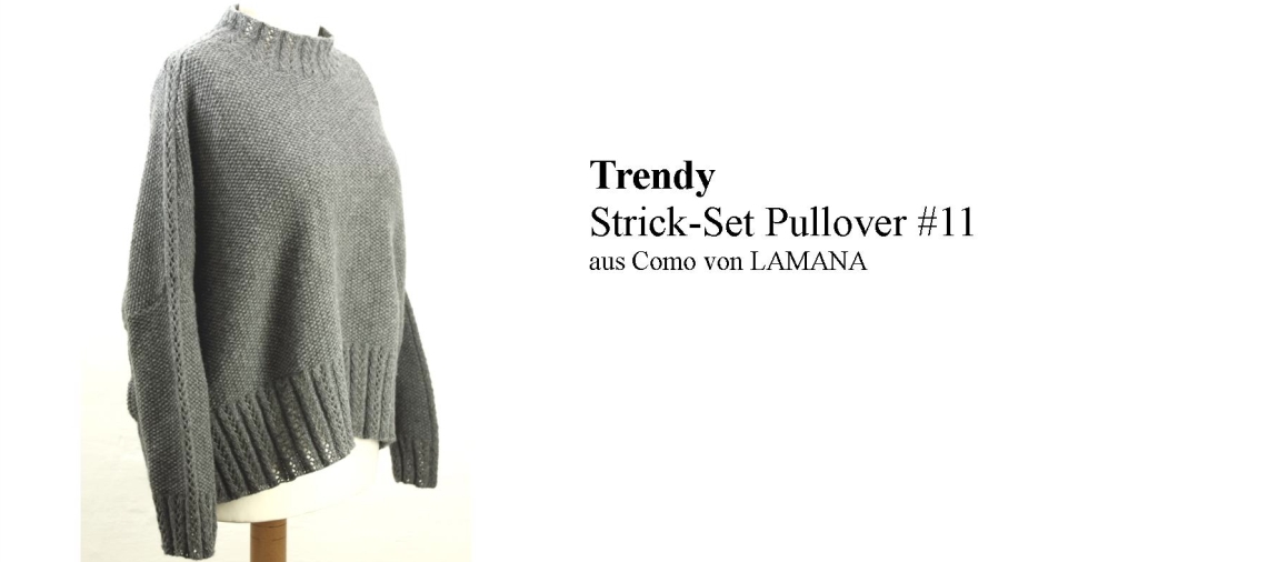 Pullover #11/08 Lamana