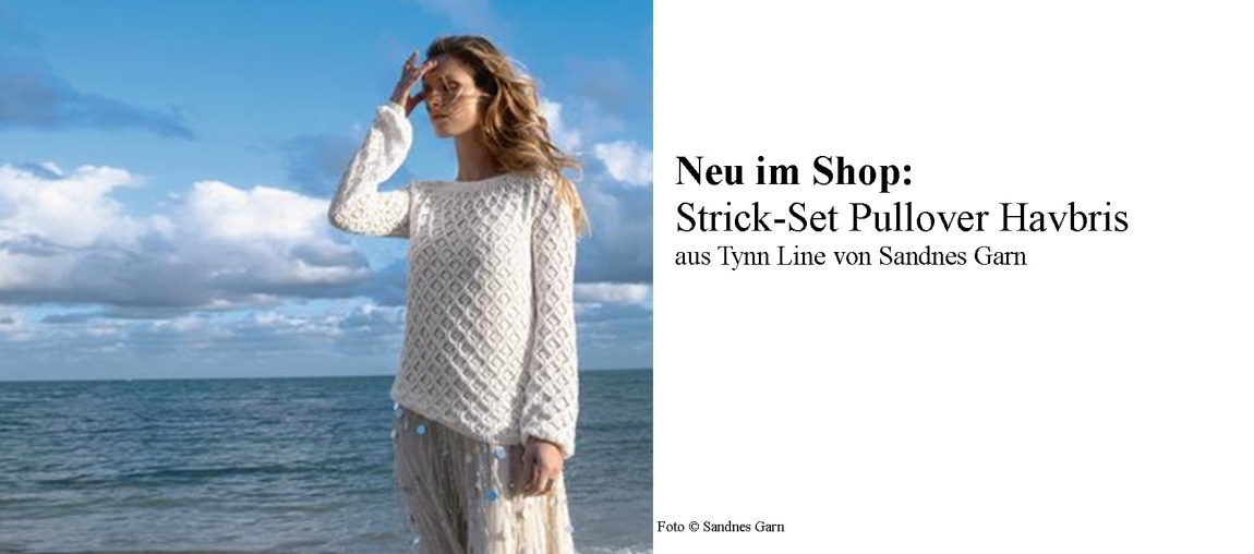 Strickset Pullover Havbris