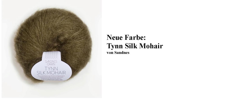 Tynn Silk Mohair von Sandes